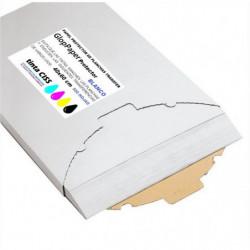 Papel protector siliconado blanco 40 x 60 cm 500 hojas GlopPaper Protector