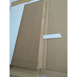Papel protector siliconado Kraft 40 x 60 cm 500 hojas GlopPaper Protector