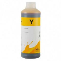 Tinta Dye colorante InkTec para impresoras Epson 1 Litro amarilla E0010