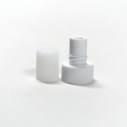 Tapón aplicador para introducir la tinta InkTec en impresoras Epson EcoTank
